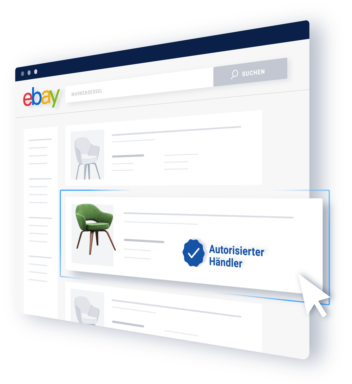 Offizieller Autorisierungspartner eBay authorized.by®