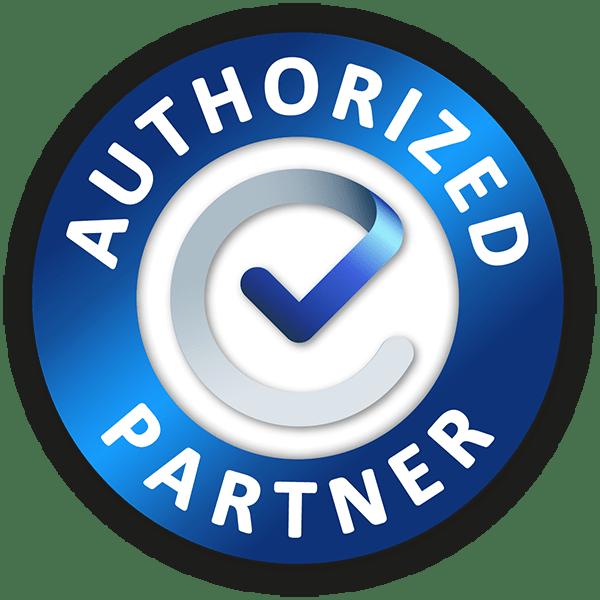 Echtzeit-Siegel Authorized Partner von authorized.by®